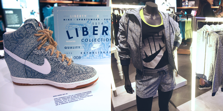 Nike Liberty X Collection 2014
