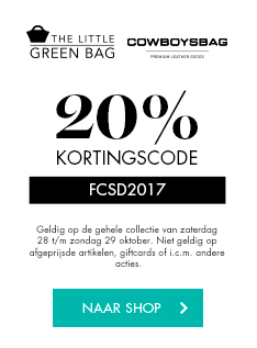 The Little Green Bag Cowboysbag
