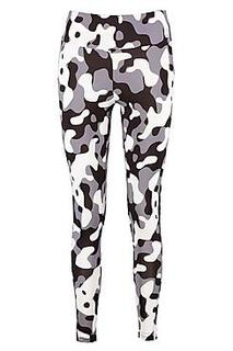 Fit Camo Running Leggings