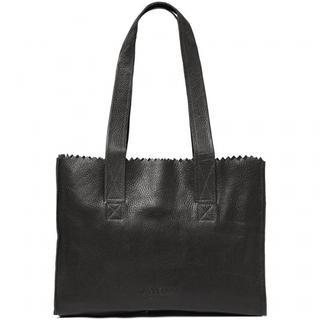 My Paper Bag Handbag Zip Rambler Black