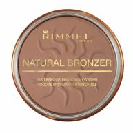 Rimmel London Natural Bronzing Powder - 022 Sun Bronze