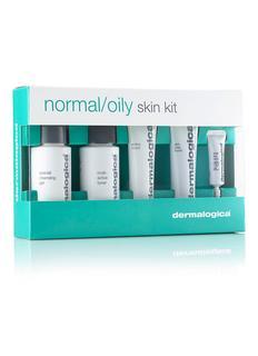 Skin Kit - normale tot vette huid - verzorgingsset