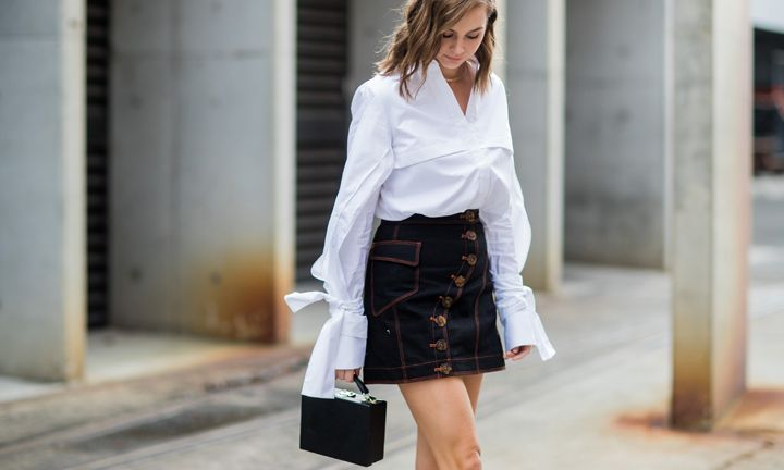De A-lijn rok: het kledingstuk dat iedereen staat
