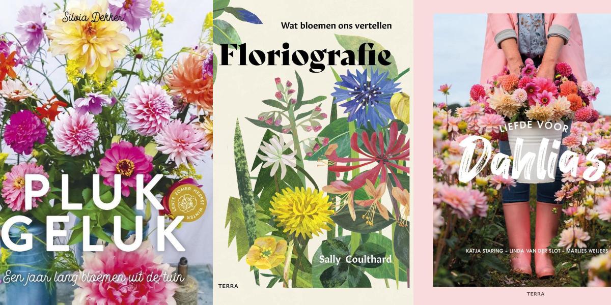 boeken over bloemen