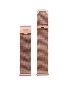 Horlogeband La Bohème van mesh CLS047