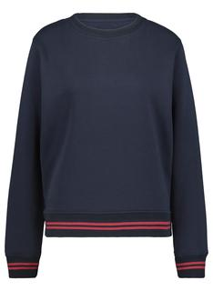 Dames Sweater Donkerblauw (donkerblauw)