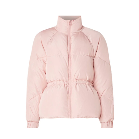 roze jas