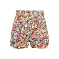 J.CREW Shorts aqua papaya