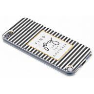 Streep design TPU siliconen hoesje voor de iPod Touch 5g/ 6