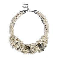 Collier wit