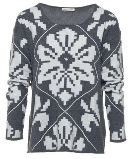 Pullover Grafisch
