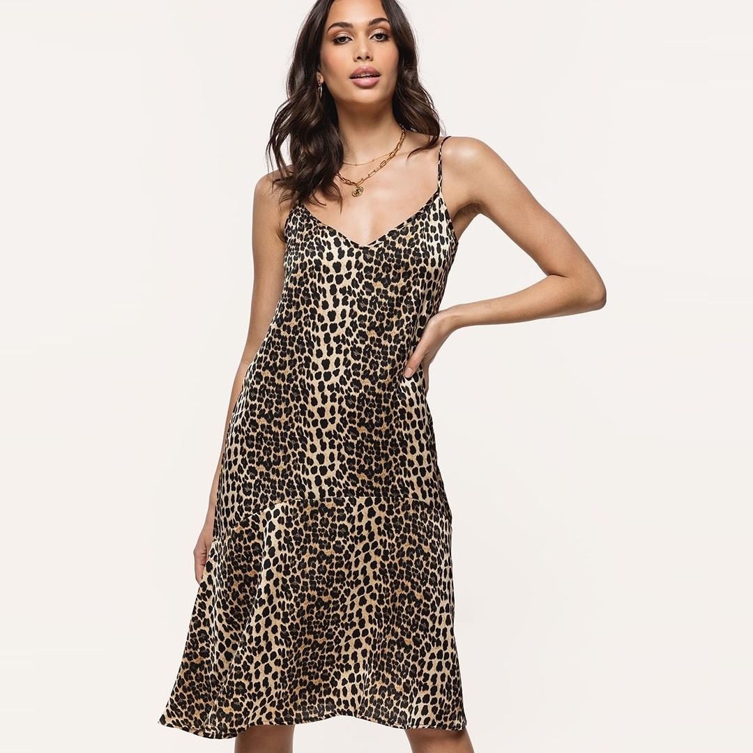 28b53dec37e77d Bruine jurken online kopen