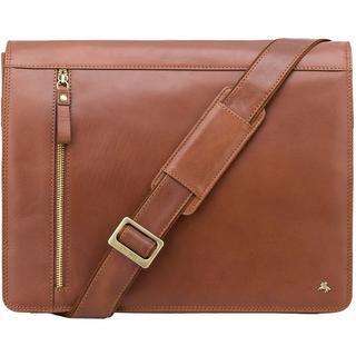 Carter Messenger Bag Tan