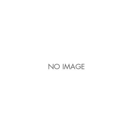 Marineblauwe gestreepte short met hoge taille en franje