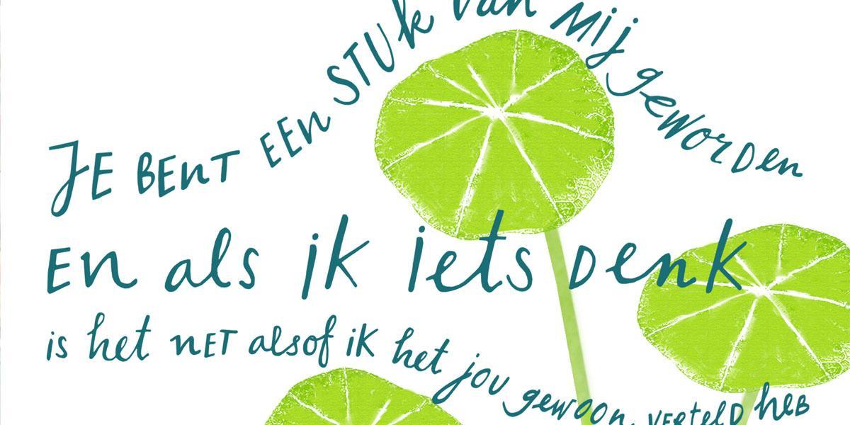 De Gedichten Van Siel Verhanneman Kort Maar Krachtig Flow Magazine
