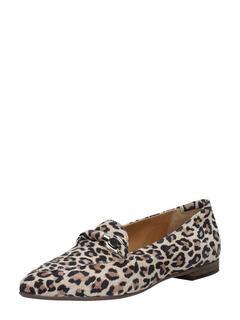 dames loafers - Beige
