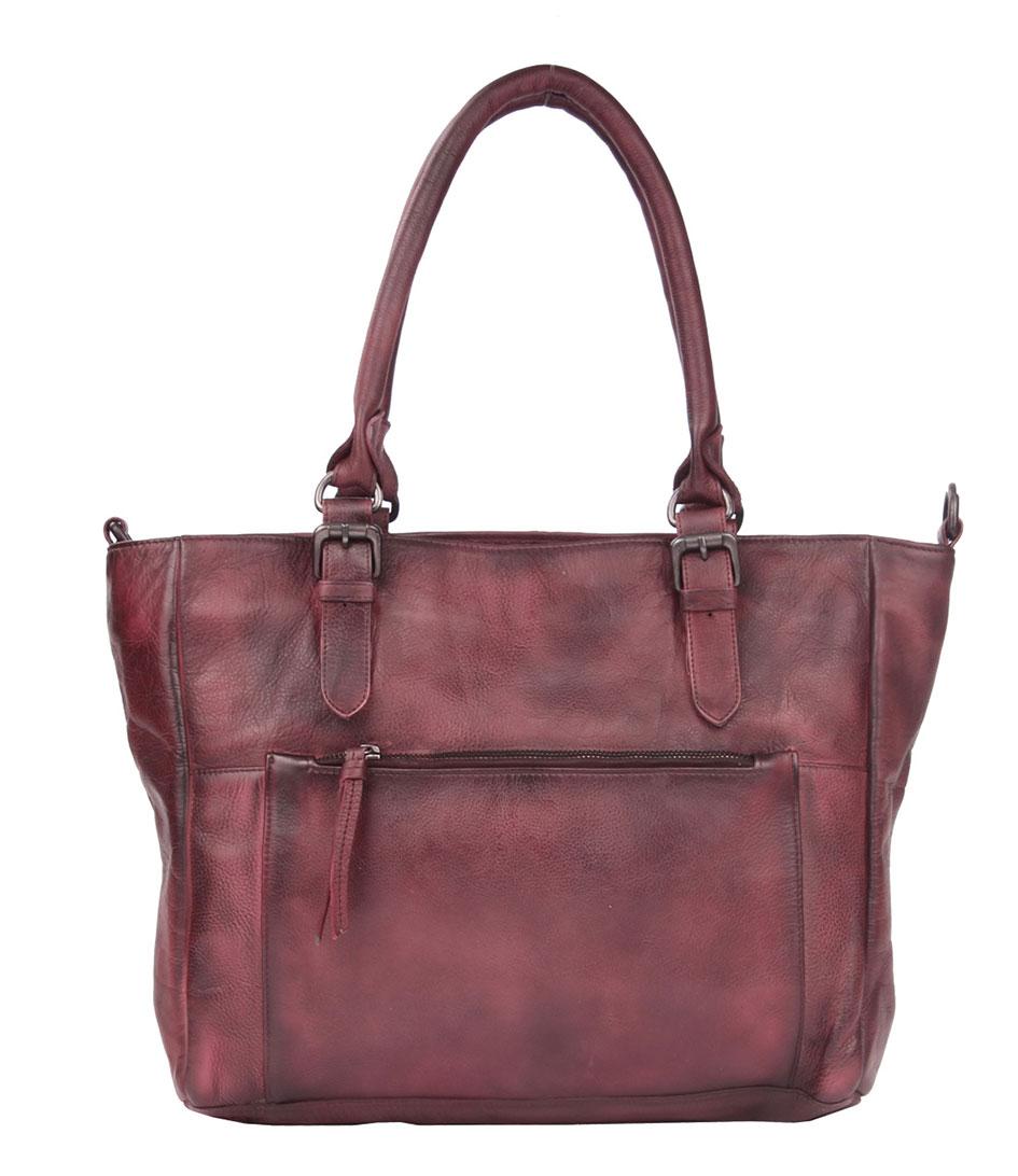 Borse Leggendarie Bag Milano Rosso Yl7Qbk4d0