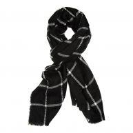 Invito - zwarte sjaal
