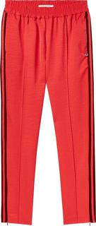 Broek Tailored Rood