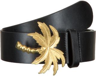 Zwarte Riem Palm Tree Belt