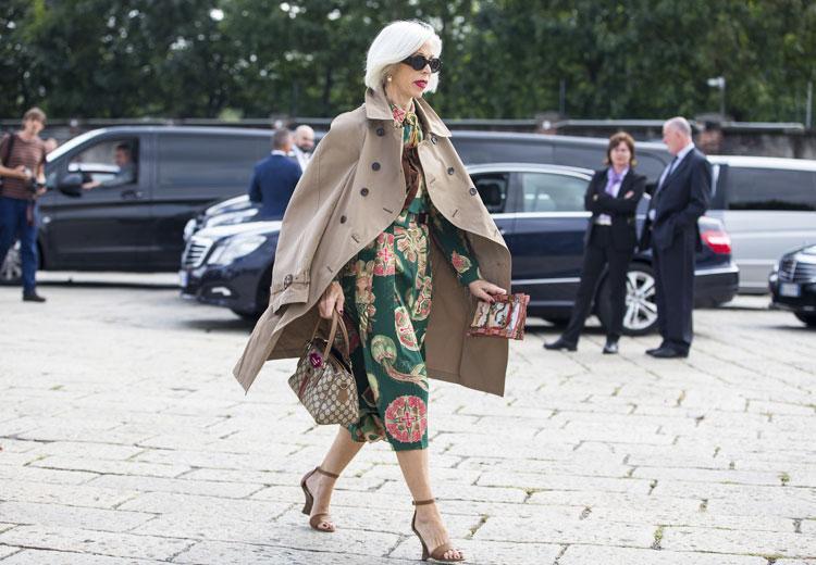 De best geklede vrouwen van 50 jaar en ouder