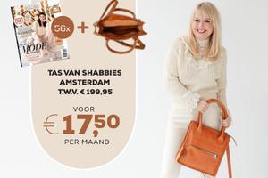 56x Libelle + tas van Shabbies Amsterdam