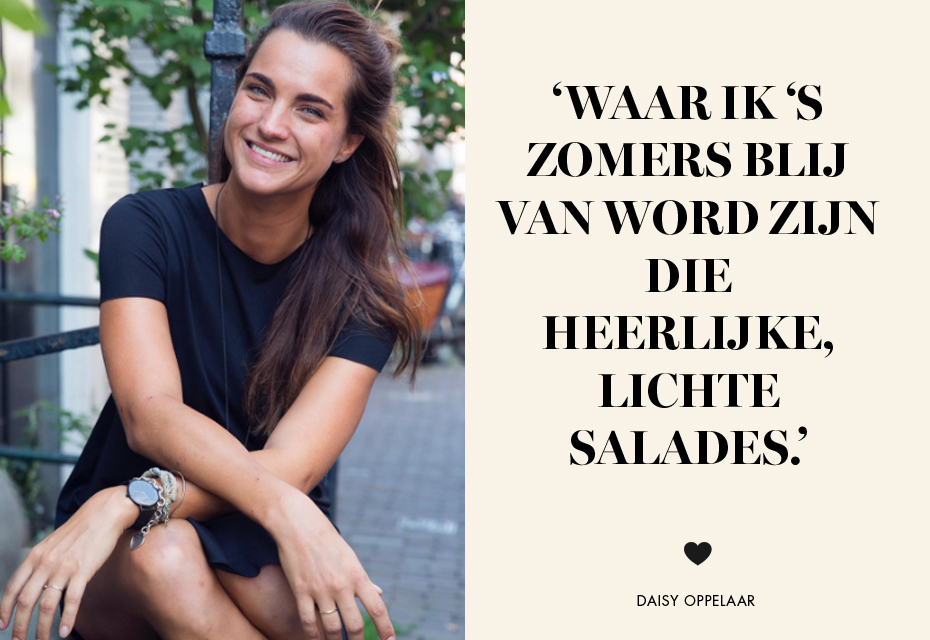 Daisy quote zomerse salades