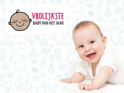 Cordaid en Ouders van Nu organiseren de Vrolijkste Baby van het Jaar Verkiezing