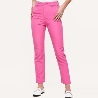 roze pantalon
