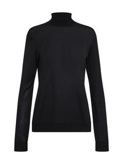 Dikke Zwarte Trui.Zwarte Coltruien Online Kopen Fashionchick Nl