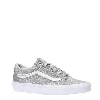 Old Skool sneakers met glitters