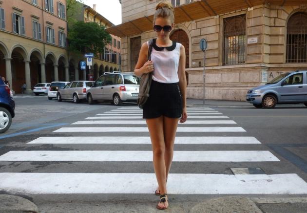 Fashion Moodboard Look 3