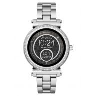 Michael Kors Access SOFIE Horloge silvercoloured
