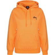 Stüssy Rat Patrol W hoodie oranje