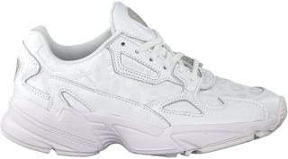 Witte Sneakers Falcon W