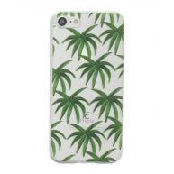 Fabienne Chapot Smartphone covers Palm Leafs Softcase iPhone 7 Groen