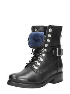 hiking boots - Zwart