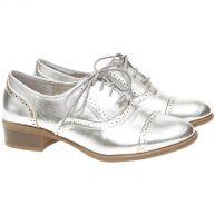 Magnifique Metallic Shoes