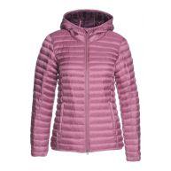 Kjus WOMEN CYPRESS HOODED Gewatteerde jas mauve/potent purp