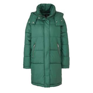 Clockhouse gewatteerde jas groen