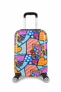 Forenza Handbagage Koffer 55 Heart