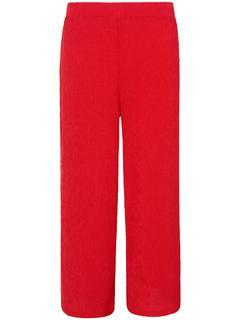 Culotte pasvorm Cornelia rood