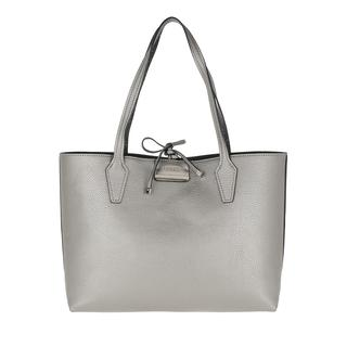 Tote - Bobbi Inside Out Tote Pewter/Logo in zilver voor dames