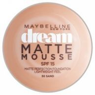 Maybelline Dream Matte Mousse Foundation - 30 Sand