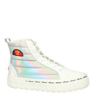 Altzano hoge sneakers wit/metallic