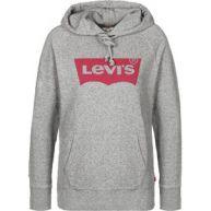 Levi's ® Graphic Sport W hoodie grijs flecked