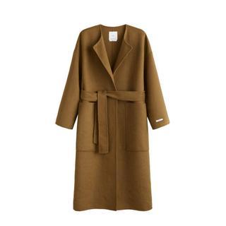 tussen jas met wol (dames)