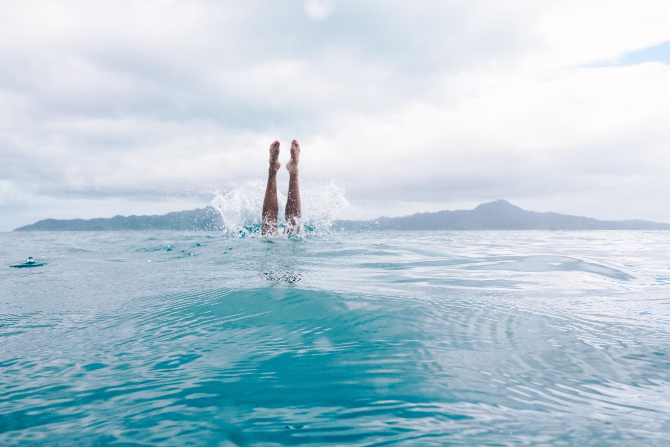 wildzwemmen