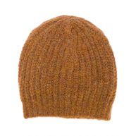 Isabel Marant knitted beanie - Brown