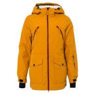 Twintip Performance Ski jas dark yellow